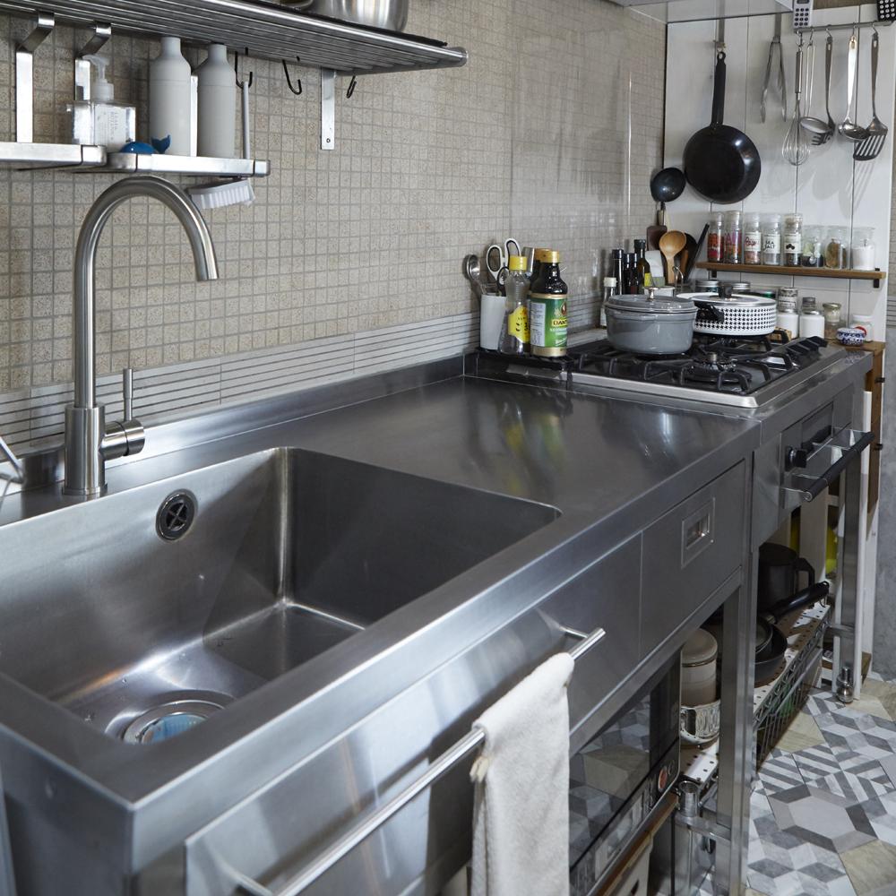 プロ用キッチン